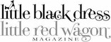 Jenny King Featured in  Black Dress Red Wagon