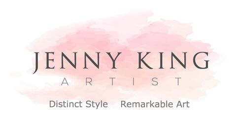 Jenny King Artist | Distinct Style Remarkable Art